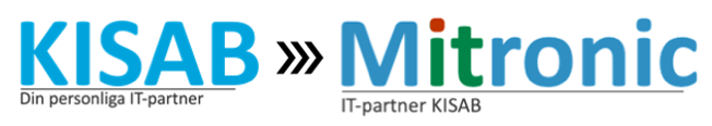 Mitronic IT-partner KISAB